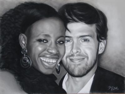 africaine-fusain-portrait-diane-berube