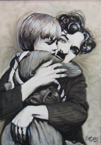 Calin-portrait-huile-diane-berube