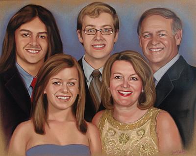Famille de 5