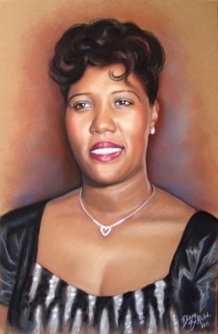 Haitienne-pastel-portrait-diane-berube