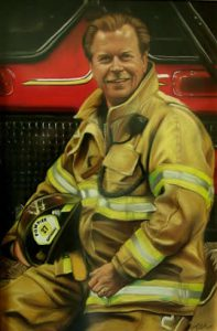 Pompier-pastel-portrait-diane-berube