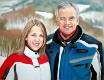 Ski-pastel-portrait-diane-berube