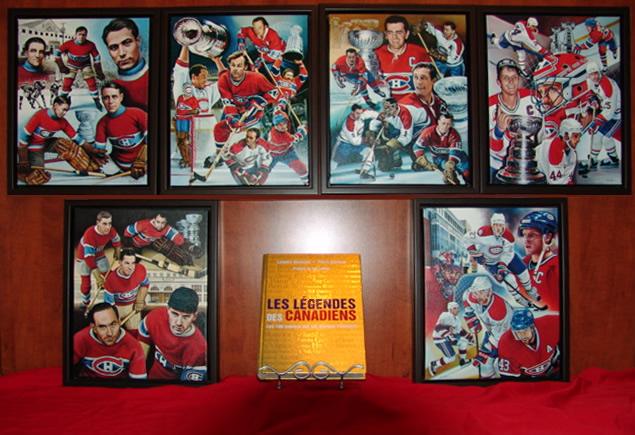 Les légendes des Canadiens