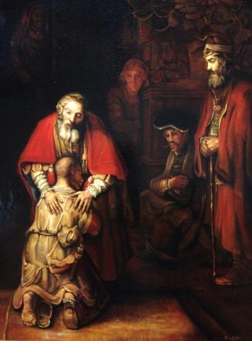 Rembrandt-huile-copie-diane-berube