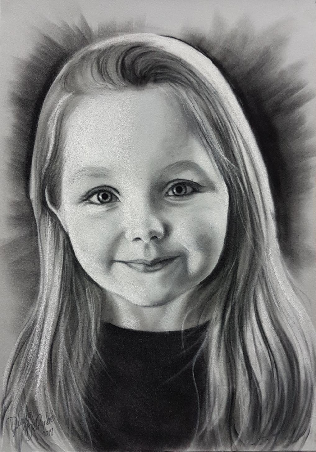 Alyson-portrait-fusain-diane-berube