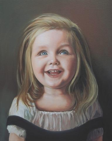 Alyson-portrait-huile-diane-berube