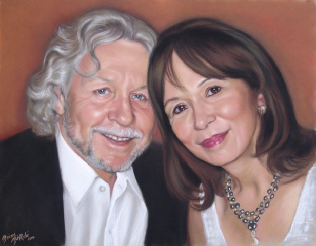 Couple-pastel-portrait-diane-berube