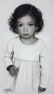 Fillette-portrait-fusain-diane-berube