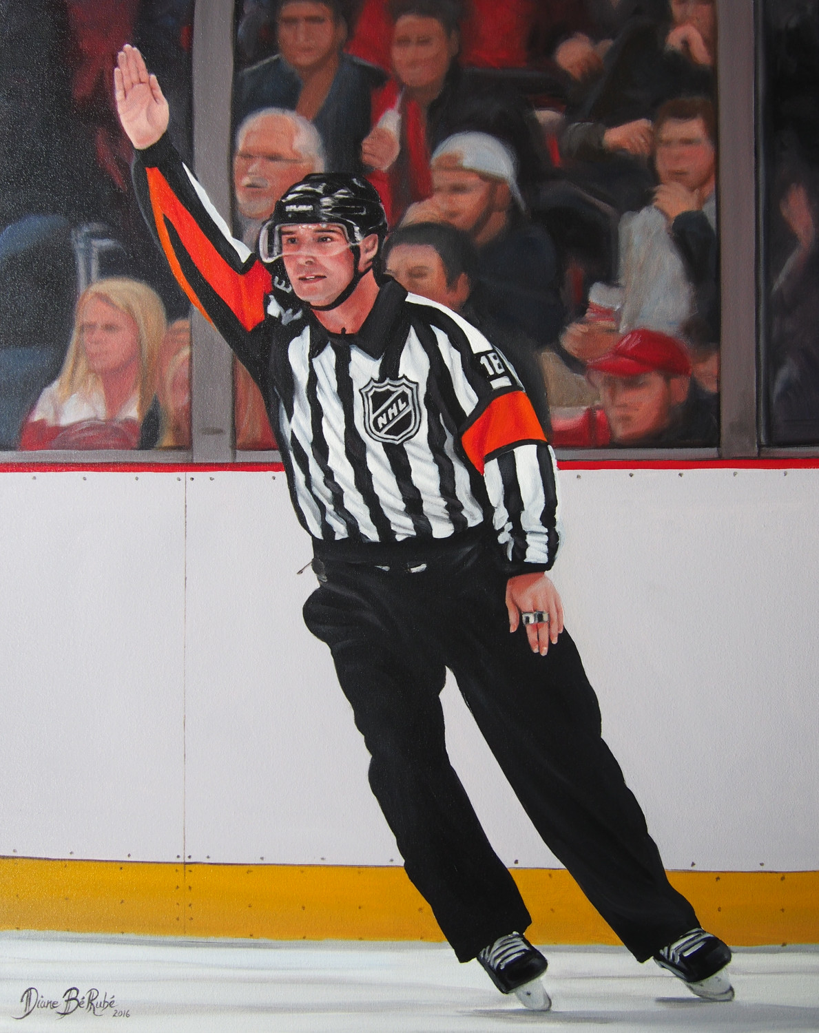 Greg Kimmerly arbitre