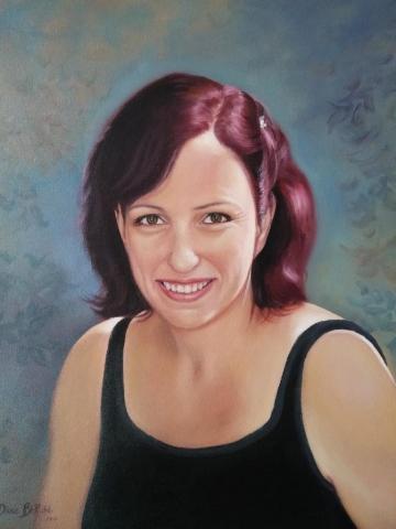 Portrait-treize-huile-diane-berube
